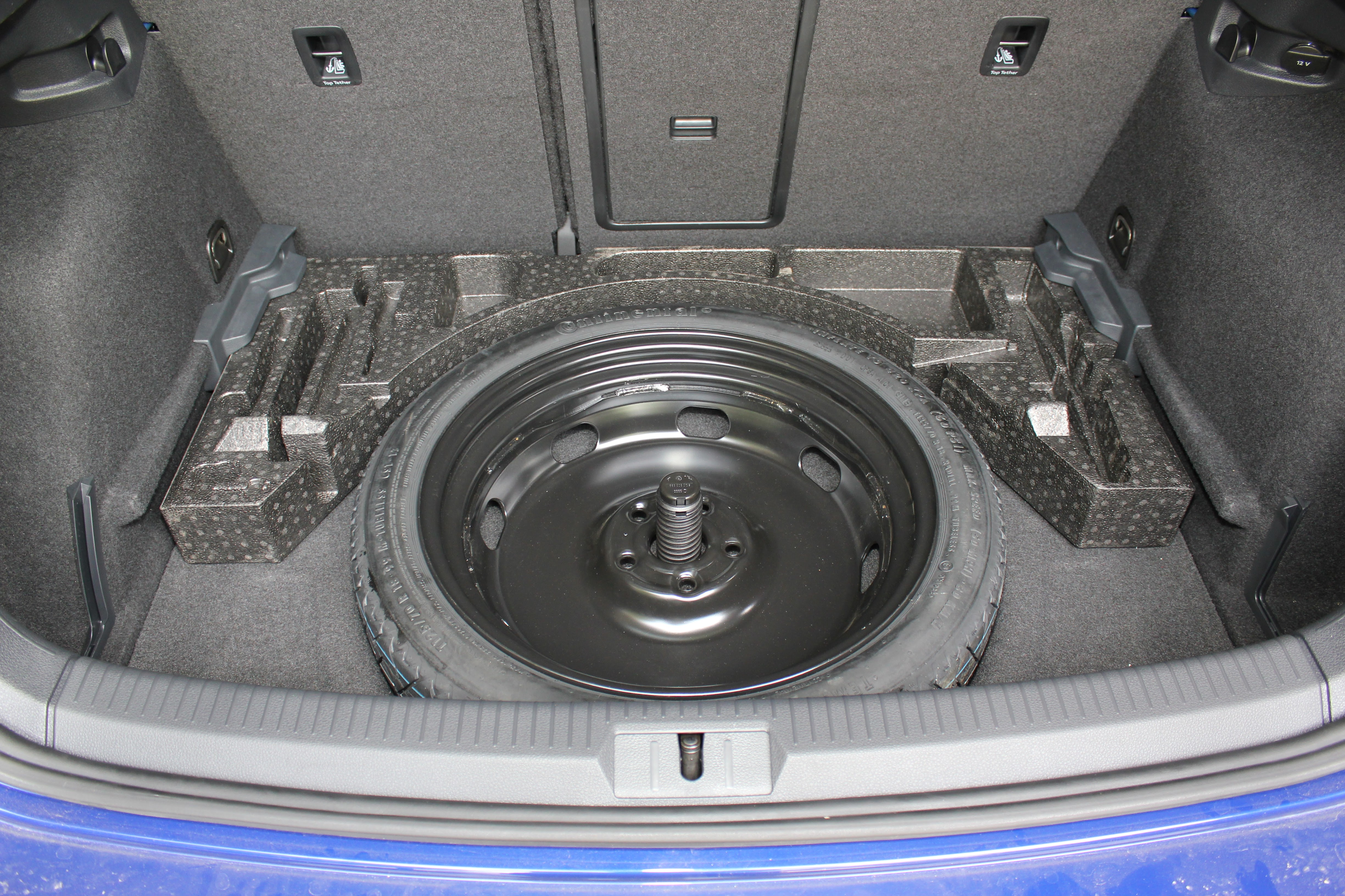Golf R Spare Tire Kit